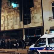 La police évacue le squat avenue Matignon
