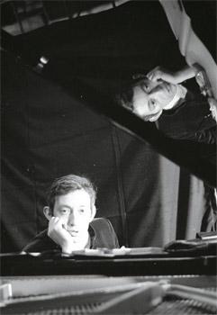 Classiciste avant tout, il avait commencé au piano. (Reporters Associés/Gamma/Eyedea)