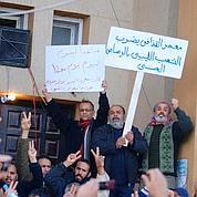 Libye : les heurts gagnent la capitale