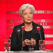 Déficit: Lagarde promet de la discipline