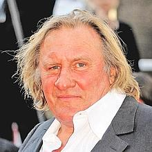 Depardieu va reprendre son rôle d'Obélix. (Nicolas Genin/Abacapress.com)