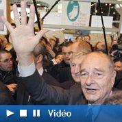 «J'ai trouvé M. Chirac fatigué»
