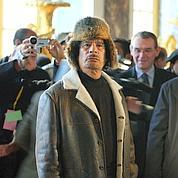 Le fantasque Mouammar Kadhafi