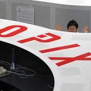 La Bourse de Tokyo continue de s'enfoncer