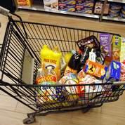 La consommation chute en janvier