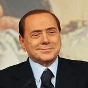 La tempête arabe offre un répit à Berlusconi
