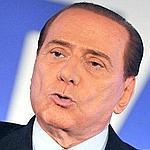 Berlusconi au congrès du Parti des républicains italiens.