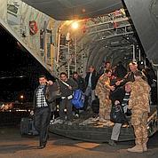 Évacuation commando dans le désert libyen