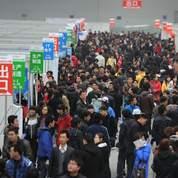 Chine : croissance revue à la baisse