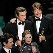 Le Discours d'un roi règne sur les Oscars