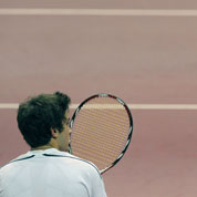 Coupe Davis: Simon, entre rage et malaise