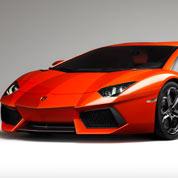 Lamborghini Aventador, l'empreinte carbone