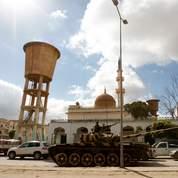 À Tripoli, la peur malgré la mise en scène