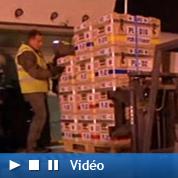 Libye : la France envoie une aide humanitaire