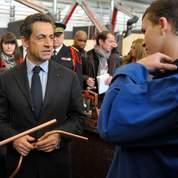 Sarkozy détaille sa réforme de l'alternance