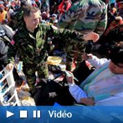 Libye : la détresse des réfugiés à la frontière