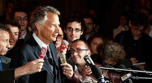 Dominiquede Villepin s'est opposé à Nicolas Sarkozy dans cette affaire.