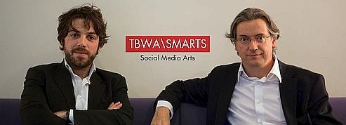 TBWA lorgne les réseaux sociaux