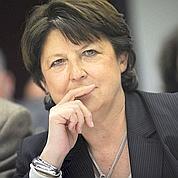 Projet du PS : Martine Aubry à l'offensive