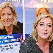 Cantonales : un premier test pour Marine Le Pen