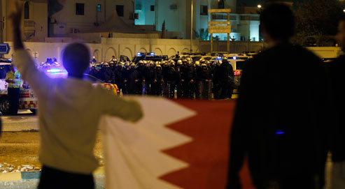 De la Jordanie à l'Iran, les oppositions grondent