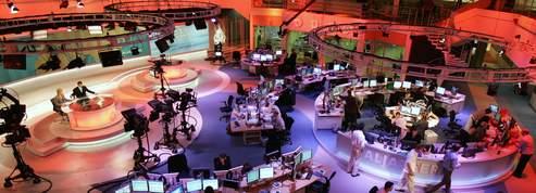 Le fonctionnement de la cha�ne d'information al-Jezira<br/>