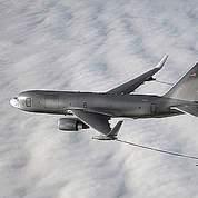 Ravitailleur de Boeing : des partenaires français