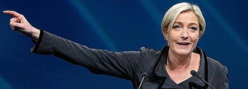 2012 : un sondage donne Marine Le Pen devant DSK et Nicolas Sarkozy
