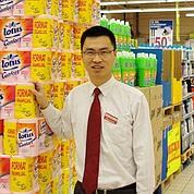 Le premier Chinois à la tête d'un hypermarché