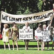 We Want Sex Equality :la grève en jupons