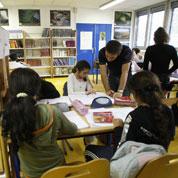Réapprendre les bases scolaires aux collégiens
