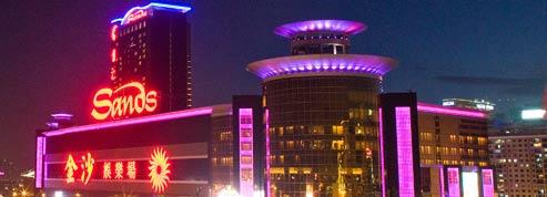 Macao : Las Vegas <br/>à la sauce aigre-douce<br/>