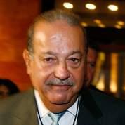 Le Mexicain Carlos Slim, champion du monde des milliardaires