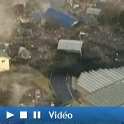 Un tsunami dévastateur qui a tout emporté
