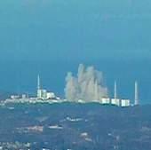 Une explosion et une fuite radioactive se sont produites samedi à la centrale de Fukushima.