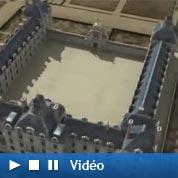 Le château de Richelieu reconstitué en 3D