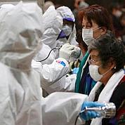 Centrale de Fukushima : incendie au réacteur 4