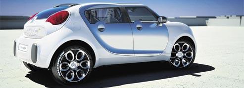 PSA Peugeot-Citroën prépare une automobile raisonnable