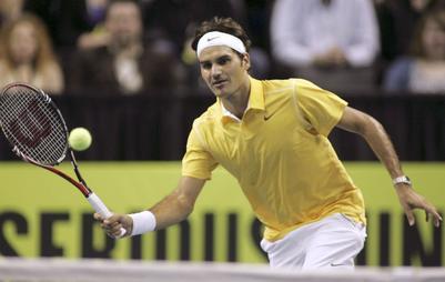 Les résolutions de Federer