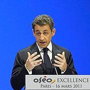 Sarkozy encourage les PME de croissance