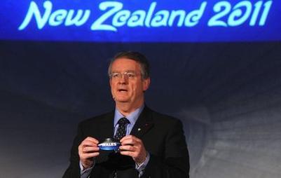Christchurch écartée de l'organisation