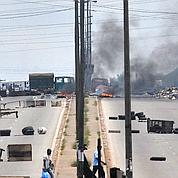 Combats sporadiques dans Abidjan