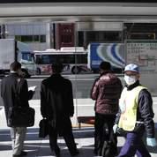 Le calme des Japonais devant la menace