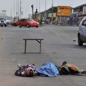 Massacre de civils sur un marché d'Abidjan