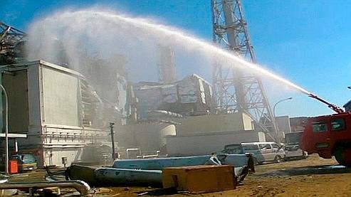 Fukushima : le courant pourrait être rétabli samedi