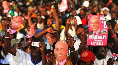Haïti élit son nouveau président