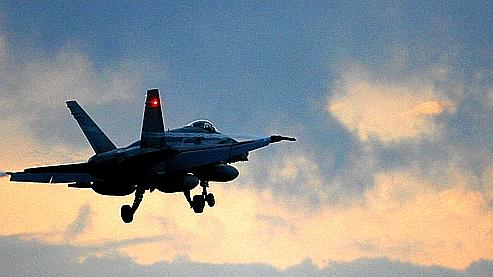 Des avions ont décollé ce matin direction la Libye.