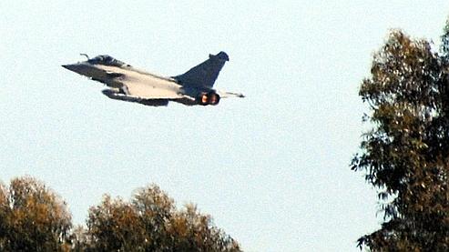 Des avions Rafale ont décollé ce matin direction la Libye.