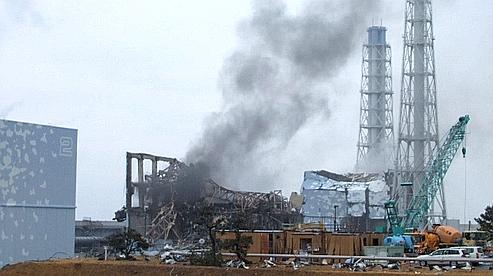 La centrale de Fukushima de nouveau en état d'alerte