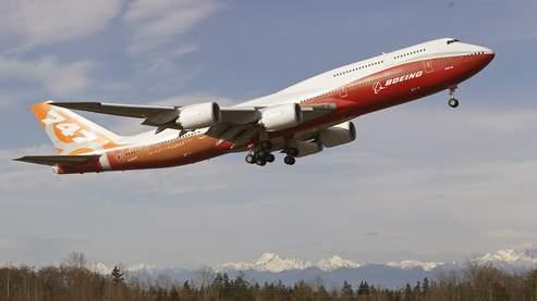 Premier vol pour le Boeing B747-8 Intercontinental